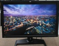 "HP ZR30w 30"" S-IPS Height & Swivel Adjustable Widescreen LCD Monitor 2560x1600"
