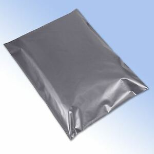 1-Strong-Grey-Self-Seal-Plastic-Poly-Mailing-Postage-Bags-9x12-034-230x300mm