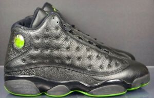 size 40 fd2e5 2d3ff Image is loading Nike-Air-Jordan-XIII-13-Altitude-Green-2005-