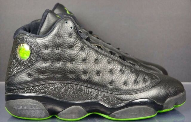 da500ee1869 Nike Air Jordan XIII 13 Altitude Green 2005 Og 310004 031 QS Playoff Bred He