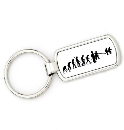 Mans Evolution APE TO FIRE FIGHTER Key Ring  brand new original gift//present