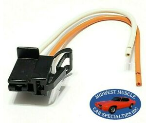 Engine Alternator 100 Amp Charging Socket Wiring Repair Harness 75 90 Ford D59 Ebay