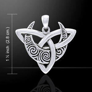 Brigid-Ashwood-Moon-Triquetra-925-Sterling-Silver-Pendant-by-Peter-Stone