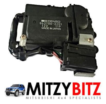 Denso 063700-3201 heater vent actionneur pour mitsubishi pajero shogun MK2 91-99