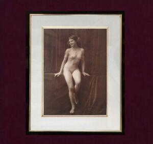 STANISLAS-WALERY-ANCIENNE-HELIOGRAVURE-1923-NU-FEMININ-FOLIES-BERGERES-53