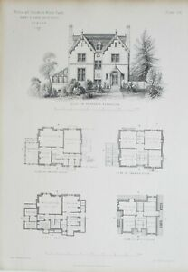 1868-Architektonisch-Aufdruck-Villa-Dulwich-Holz-Park-Banks-amp-Barry-Architects
