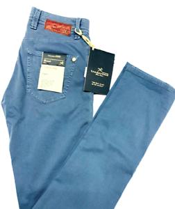 Sartoria-Tramarossa-LEONARDO-G061-jeans-pantalone-Col-BLU-CHIARO-SALDI