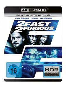 4K Ultra HD Blu-ray * 2 FAST 2 FURIOUS
