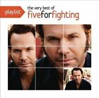Playlist: The Very Best of Five for Fighting by Five for Fighting (CD, Jan-2011, Columbia (USA))