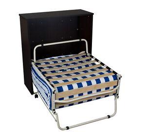 Branda mobile letto pieghevole pisolo con materasso scegli il colore ebay - Letto pieghevole con materasso ...