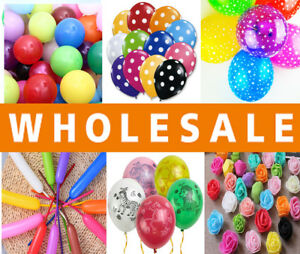 WHOLESALE Orange BALLOONS Latex BULK PRICE JOBLOT Quality Any Occasion BALLON