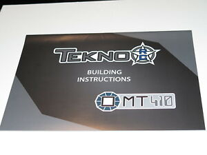TKR5603 TEKNO MT410 MONSTER TRUCK INSTRUCTION MANUAL