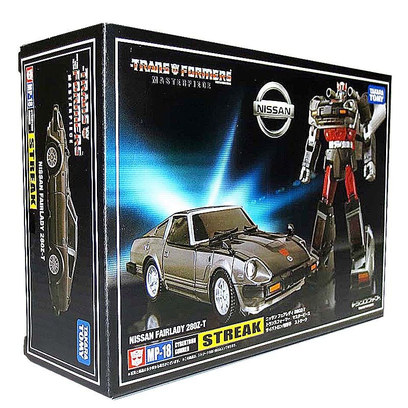 TAKARA Transformers Masterpiece MP-18 blueeStreak Nissan Fairlady Z