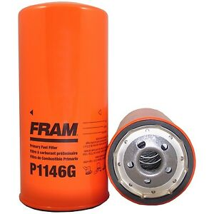 image is loading fuel-filter-fram-p1146g-replaces-baldwin-bf-8500-