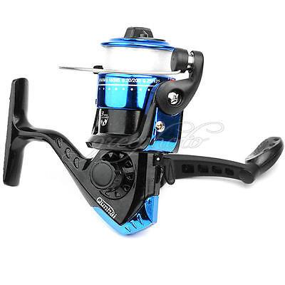 High Speed Super 3 BB Gear Spinning Reel Spool Aluminum Stainless Fishing Reel