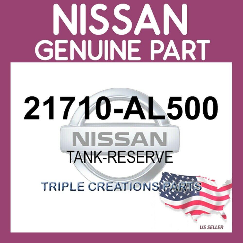 Genuine Infiniti Recovery Tank 21710-AL500