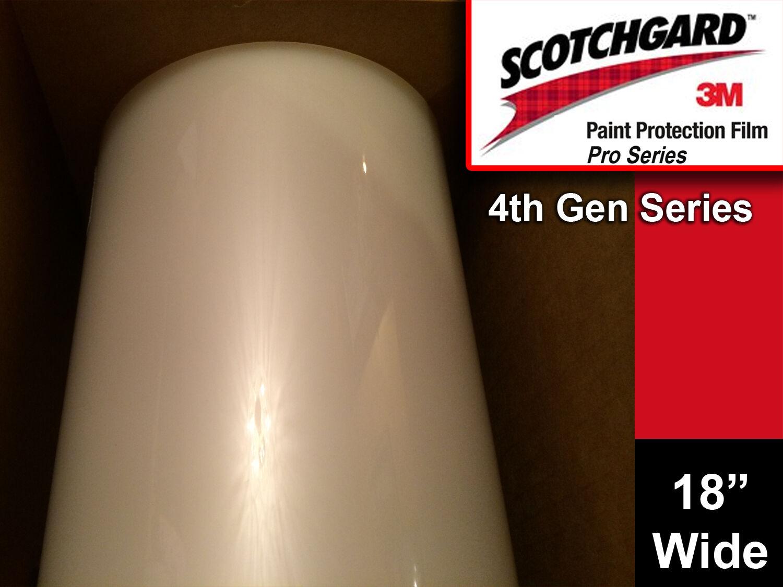 18 x12  to 18 x180   3M Scotchgard PRO SERIES paint prossoection - WorldWide Ship