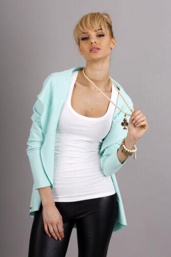 Stylish Women/'s Coat with Hood /& Pocket Jacket Style Poncho One Size FA219