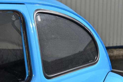 VOLVO V60 raíces 10-18 tonos UV Coche Ventana Tinte de cristal Sun Persianas privacidad Negro