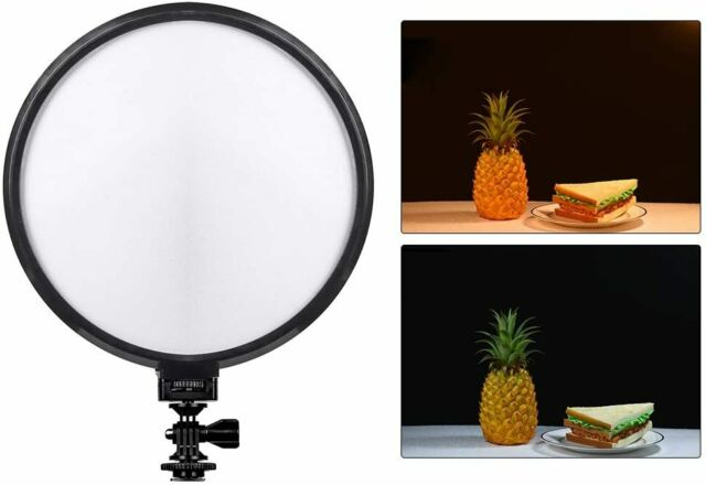 UK Seller VILTROX VL-400 Bi-Color Dimmable 3300~5600K Remote Camera Video Light