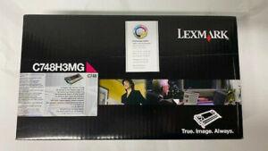 C748H3MG Lexmark Toner Magenta For C748 Series