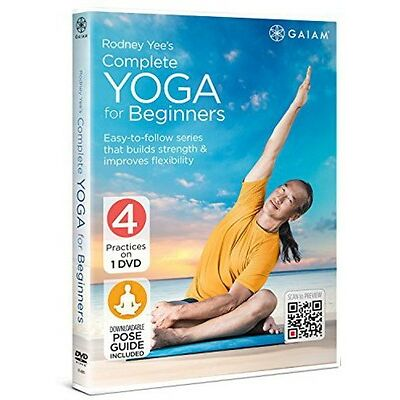 Rodney Yee's Complete Yoga For Beginners DVD