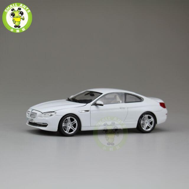 1/43 BMW 650i Cabrio Diecast Car Model White