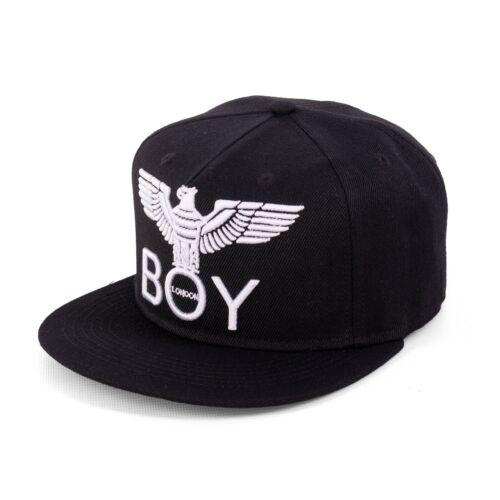 Boy London Cappello Con Visier Snapback Cap Kappe schwarz 94879