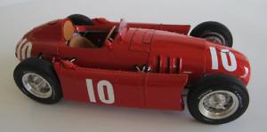 Cmc Exclusive Modelle Echelle 1:18 Lancia D50 Pau 1955 Numéro 10 Edition Limitée