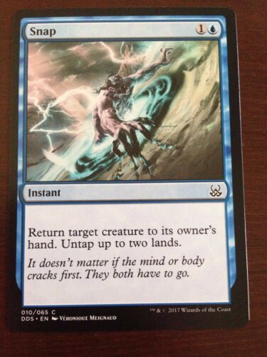 Magic the Gathering SNAP MTG Duel Deck Mind vs Might many available