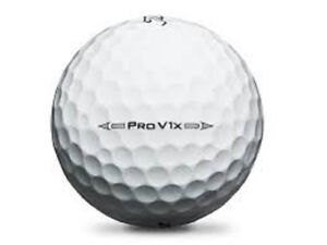 50-Titleist-Pro-V1X-2016-Near-Mint-Used-Golf-Balls-AAAA-Free-Shipping