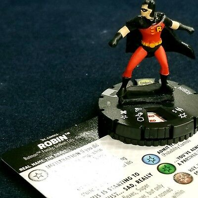 DC FIGURINE HEROCLIX BATMAN THE ANIMATED SERIES #041 Robin
