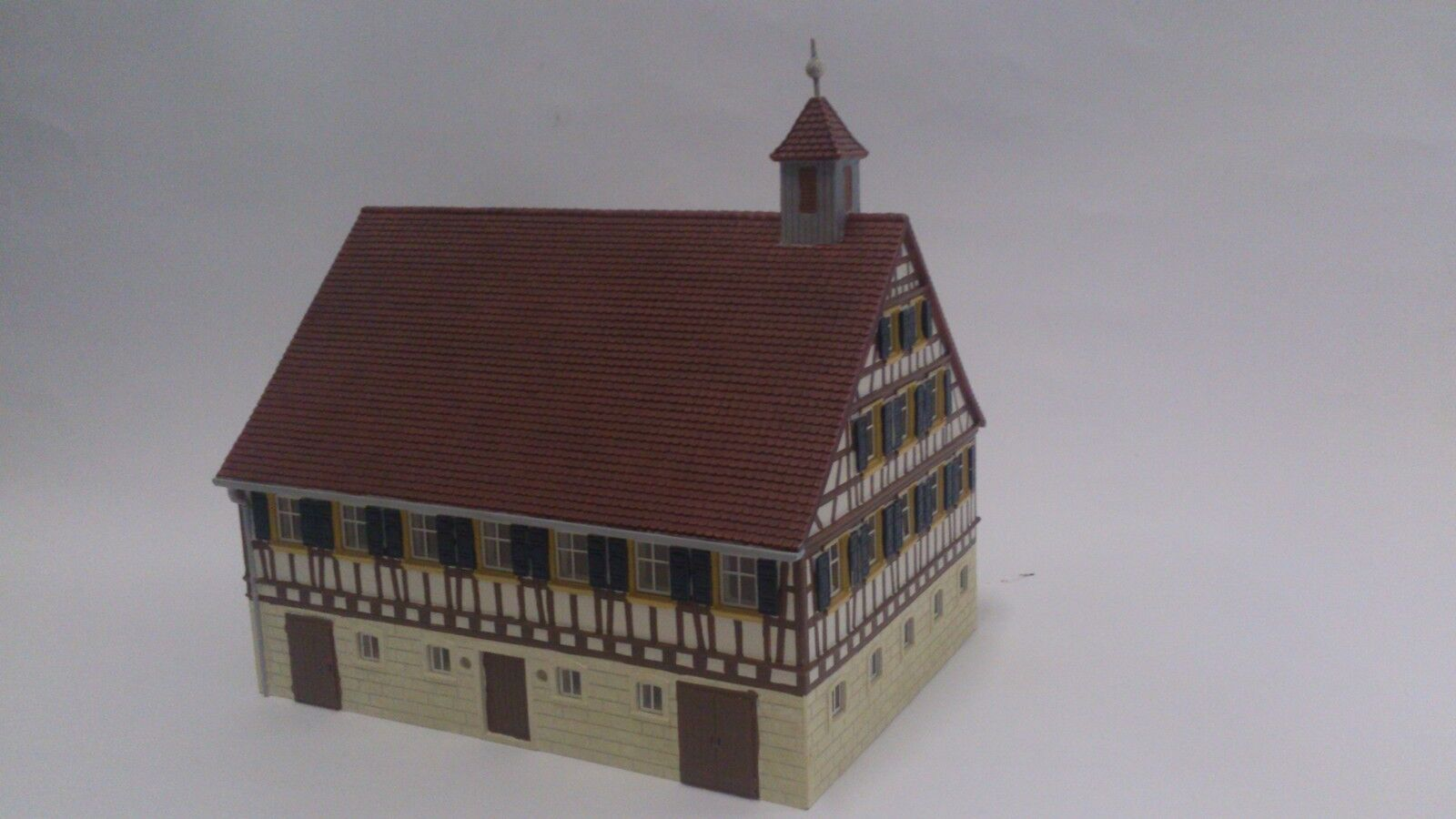 Hornby HC8010 Skale Structures Farm House H0 Gauge 1 87  00 Scale