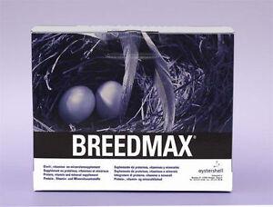 Breedmax-90-gr-senza-scatola-mix-con-1KG-pasta-da-allevamento-aminoacidi