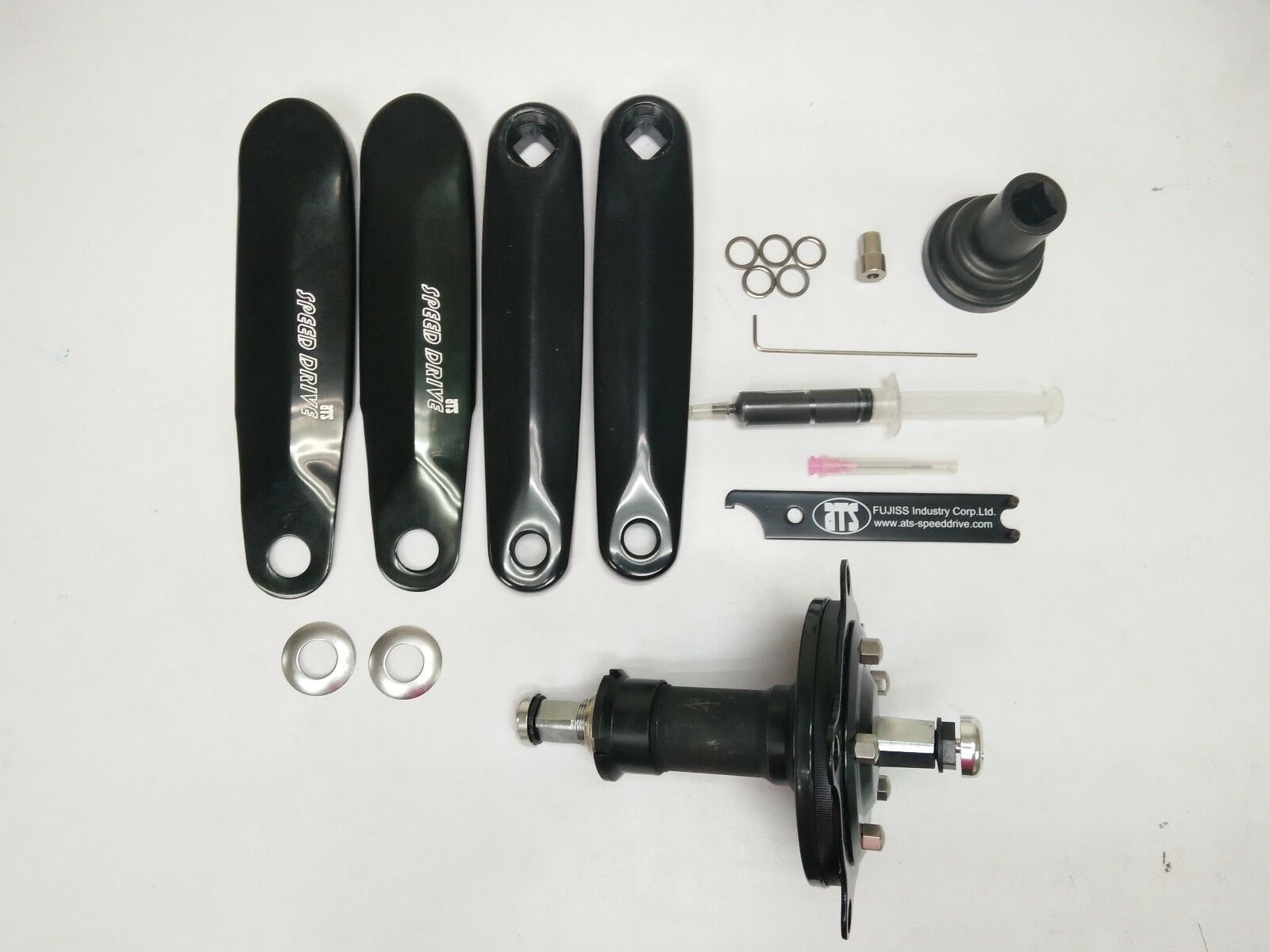 ATS Speed Drive Internal Gear crankset 2  speeds, 160mm, Carry Me Carryme,w tool  online cheap
