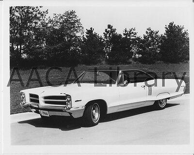 Ref. #69402 Picture 1966 Pontiac 2+2 Hardtop Factory Photo