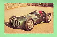 1960s  MOBIL TOP PERFORMANCE CAR CARD #14  1952  B.R.M.  V 16