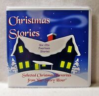 Christmas Stories Your Story Hour 6 Cd Fourteen Favorites Audio Collection