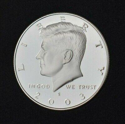 2003 S Kennedy Half Dollar Proof Free Shipping