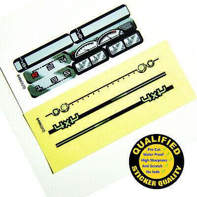 Pre Cut Lego 7661 Custom Replacement Sticker Sheet