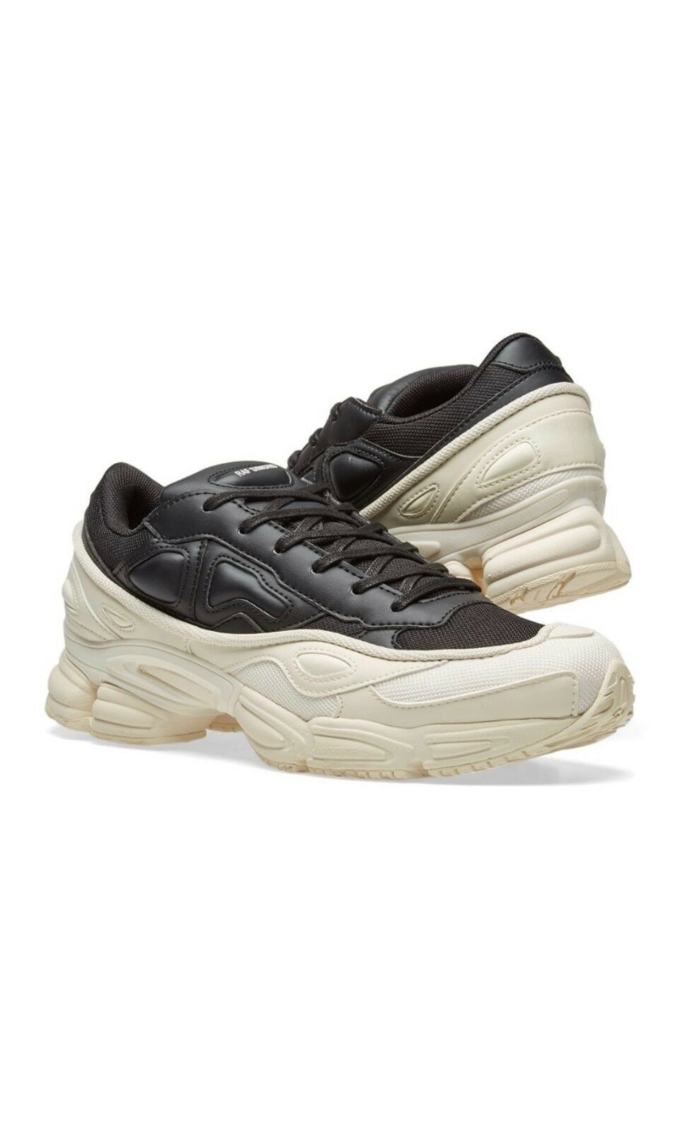 Adidas X Raf Simons RS Ozweego III White Black FW18 Available now