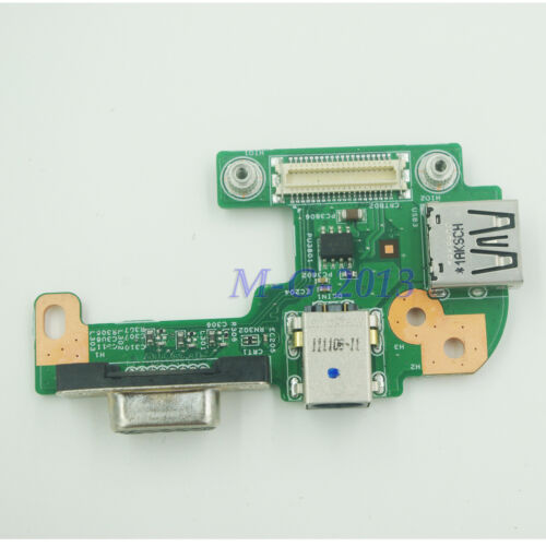 Dc Jack Power Usb VGA Board 48.4IF05.011 PFYC8 for Dell Inspiron 15R N5110