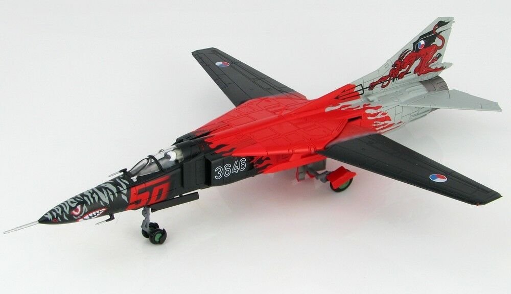Hobby Master Ha5307 Mig-23mf Flogger, 1st Fighter Air Rgt, 3646 Hell Fighter