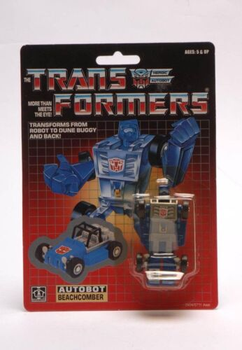 Transformers G1 Universe Autobot Beachcomber Legends New Class