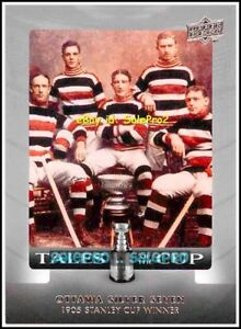 UPPER-DECK-2008-SILVER-SEVEN-NHL-OTTAWA-SENATORS-TALES-OF-THE-CUP-MINT-TC7