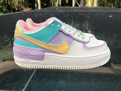 New Nike Air Force 1 Shadow Pale Ivory Size 6.5 (CI0919-101) 193151683267 | eBay