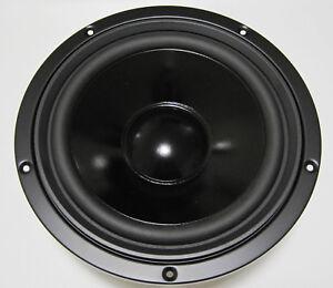"1 Paar VISATON W200 S 4Ohm Bass Lautsprecher 20cm 8"" 200mm Tieftöner Boxen #9029"