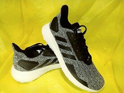 New Mens Adidas Duramo 9 Running Shoes OREO/WHITE BB6917 SIZE 9   eBay