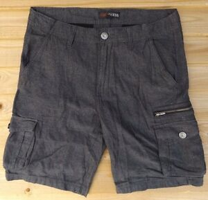 MEN-S-NEW-GUESS-CARGO-SHORTS-SIZES-28-30-31-32-33-34-36-38-40-034-RRP-40