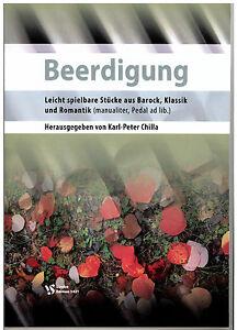 Kirchenorgel-Noten-Beerdigung-leicht-spielbare-Stuecke-VS-3421-Chilla